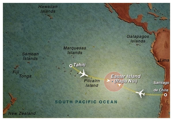 Chile Easter Island Tours